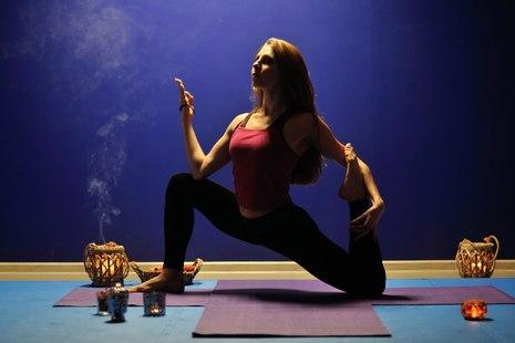 Что такое бизнес йога